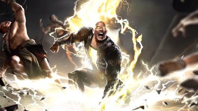 Bild von Black Adam: Dwayne Johnson präsentiert Teaser, Infos und die JSA
