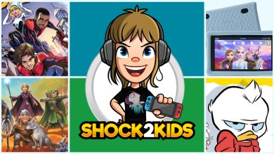 Photo of Neues Format! – SHOCK2 Kids 001 – Pilot