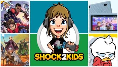 Bild von Neues Format! – SHOCK2 Kids 001 – Pilot