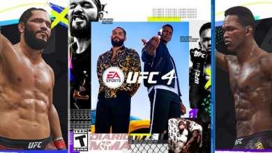 Bild von Review: UFC 4