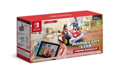Bild von Amazon-Tipp: Mario Kart Live: Home Circuit: Mario & Luigi wieder vorbestellbar! (Partnerlink)