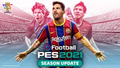 Bild von Review: eFootball PES 2021 Season Update