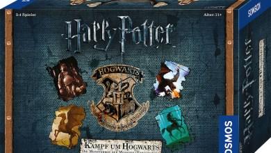 Bild von Brettspiele: Erweiterung für Harry Potter – Kampf um Hogwarts erscheint Mitte September
