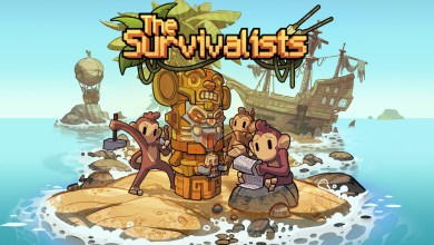 Bild von The Survivalists hat einen Termin + Demo