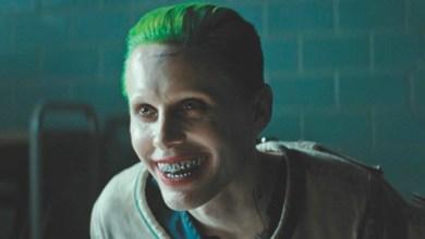 Bild von Jared Leto spielt den Joker in Jack Snyders Justice League