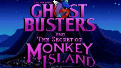Bild von Ghostbusters and the Secret of Monkey Island als Fanprojekt erschienen