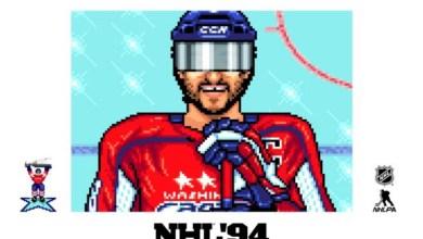 Bild von Vorbesteller von NHL 21 erhalten NHL 94 Rewind kostenlos