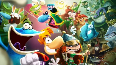 Bild von Verschiedene Künstler feiern 25 Jahre Rayman mit einem Animationsfilm