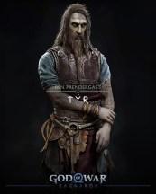 God of War - Tyr