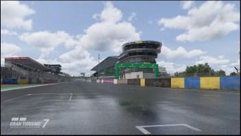 Circuit de la Sarthe (bewölkt)