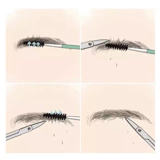 Tips for shaving your eyebrows