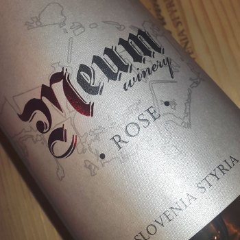 Meum winery - Rose