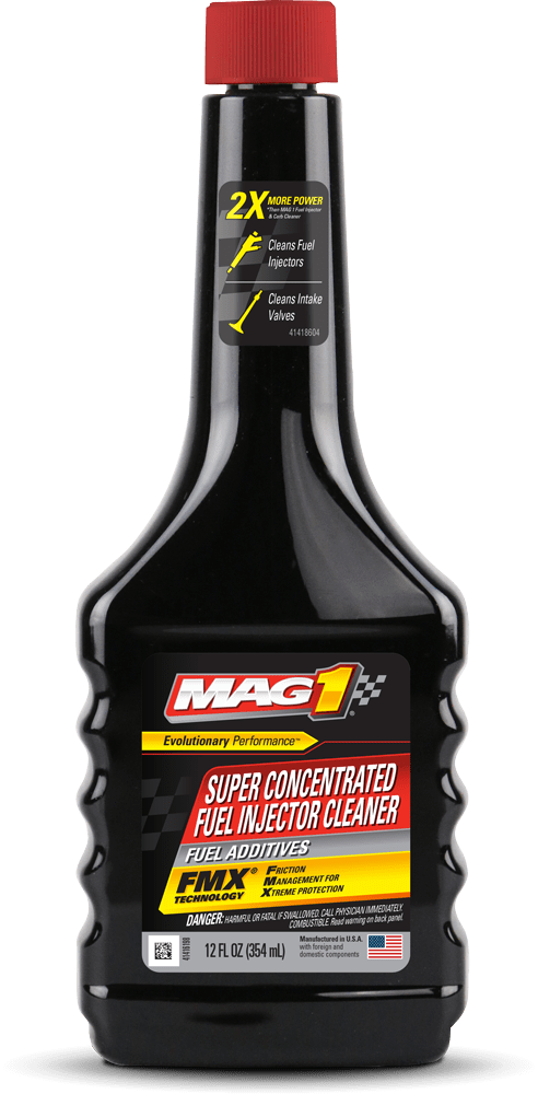 Mag 1 Super Concentrated Fuel Injector Cleaner