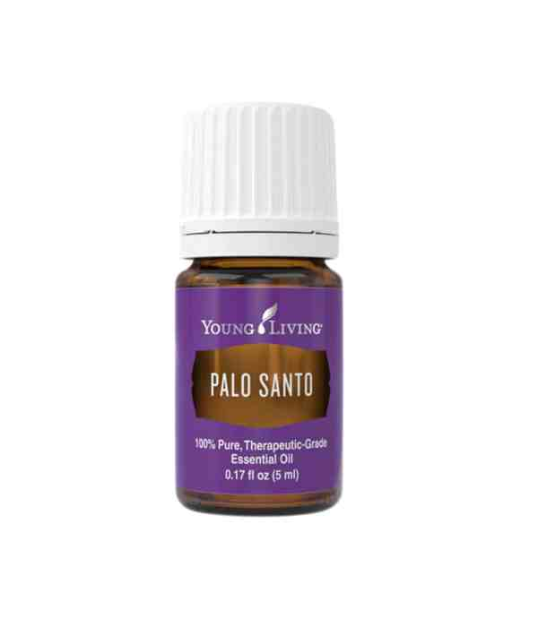Aceite esencial palo santo