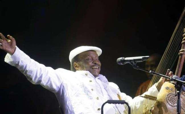 Décès Du Chanteur Guinéen Mory Kanté Connu Pour Son Tube
