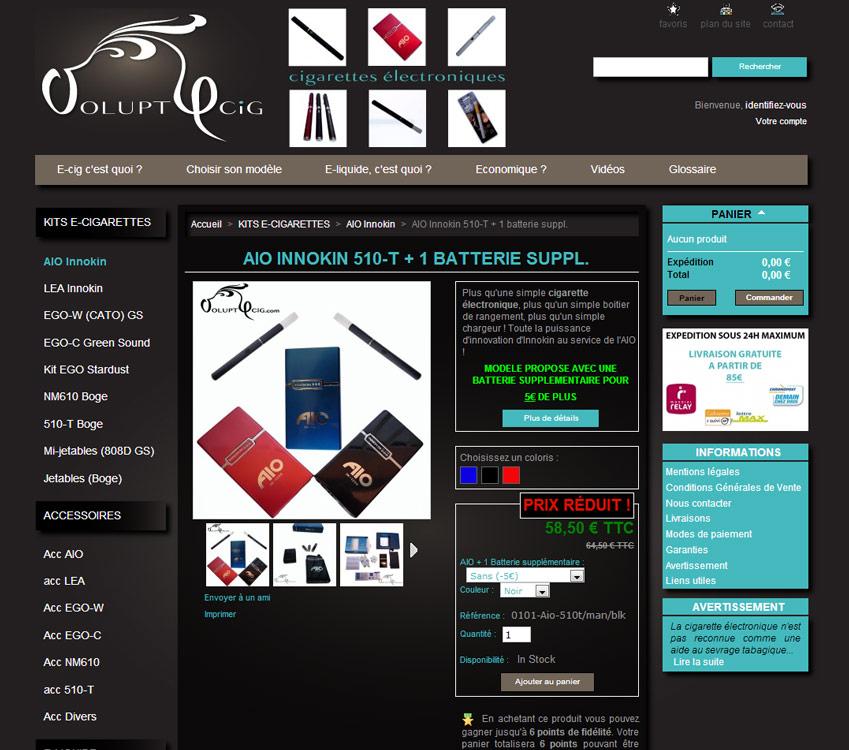 e-boutique e-cig