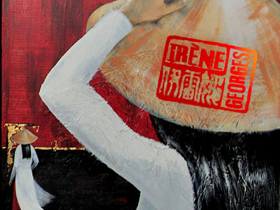 Site internet : Irène Georges
