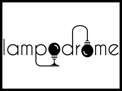 Lampodrome : Blog & logo design