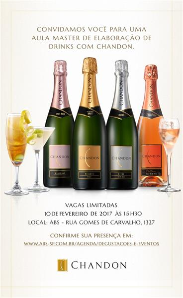 chandon espumante
