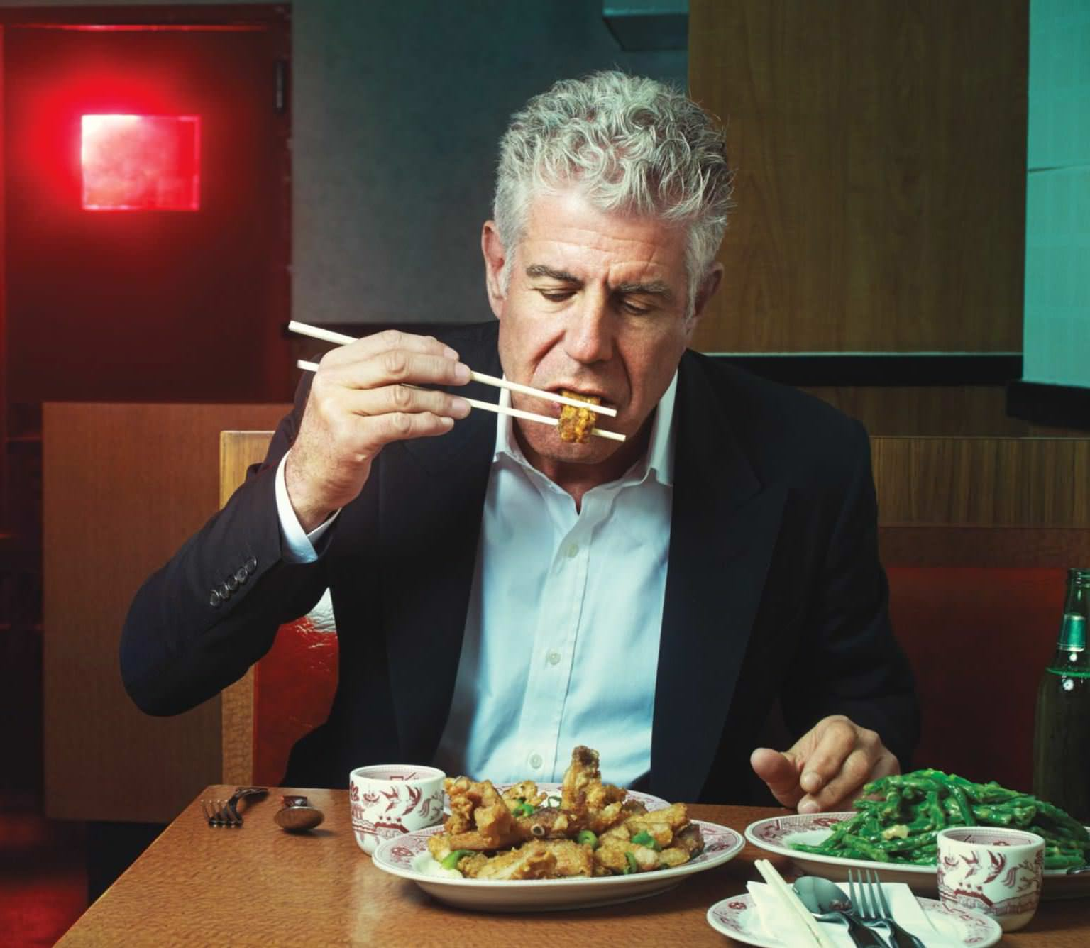 Anthony Bourdain on Food Porn YouTube Stars  Whats Next
