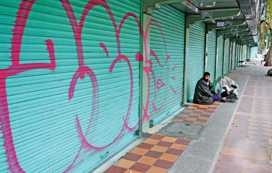 Delhi Lockdown?