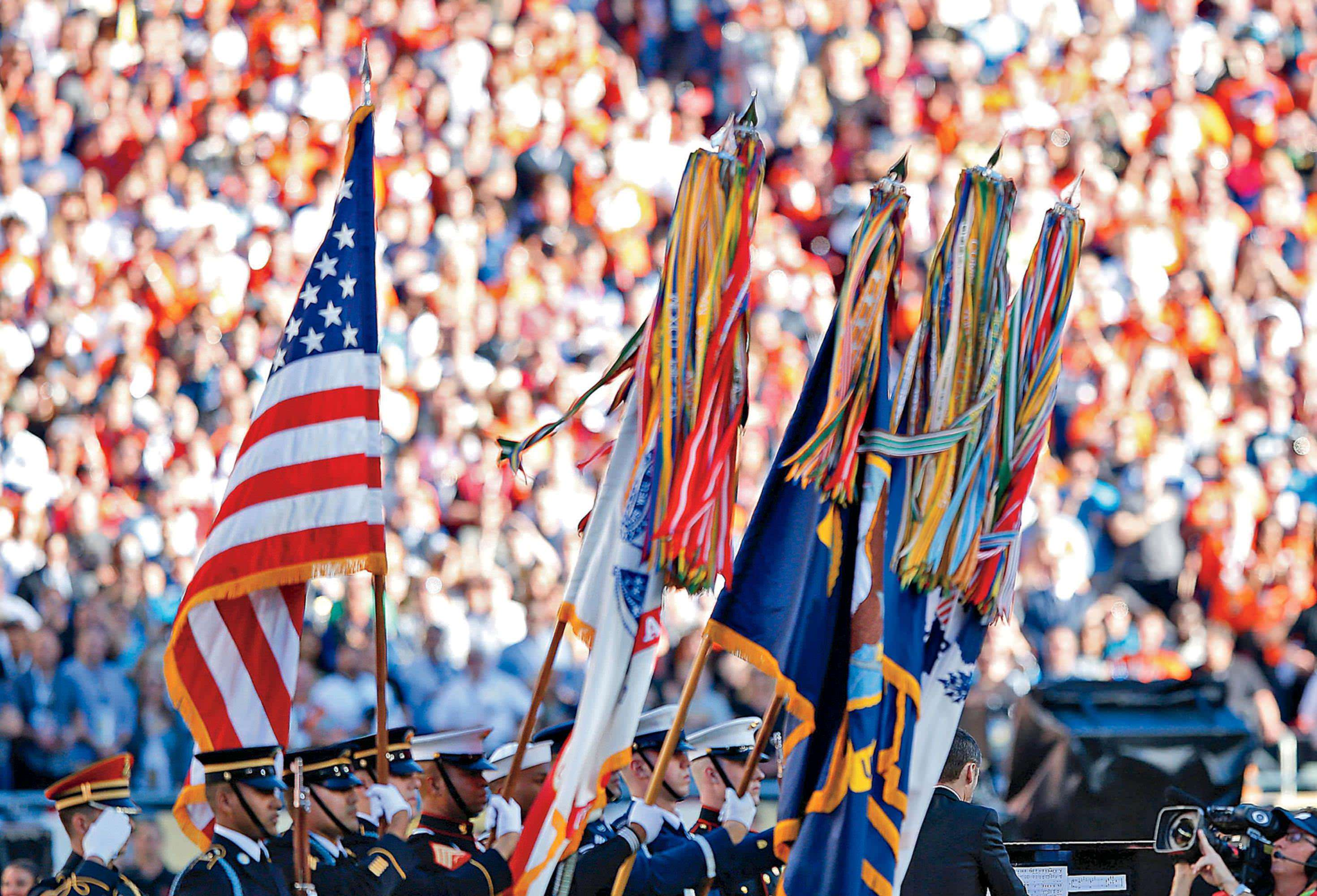 The Meaning Of The Star Spangled Banner