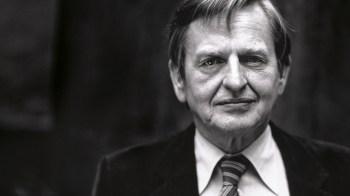 Skandiamannen och mordet på Olof Palme