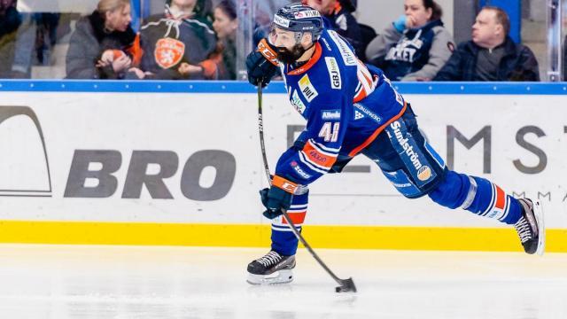 Jag & Mitt hockeyliv – Daniel Rahimi