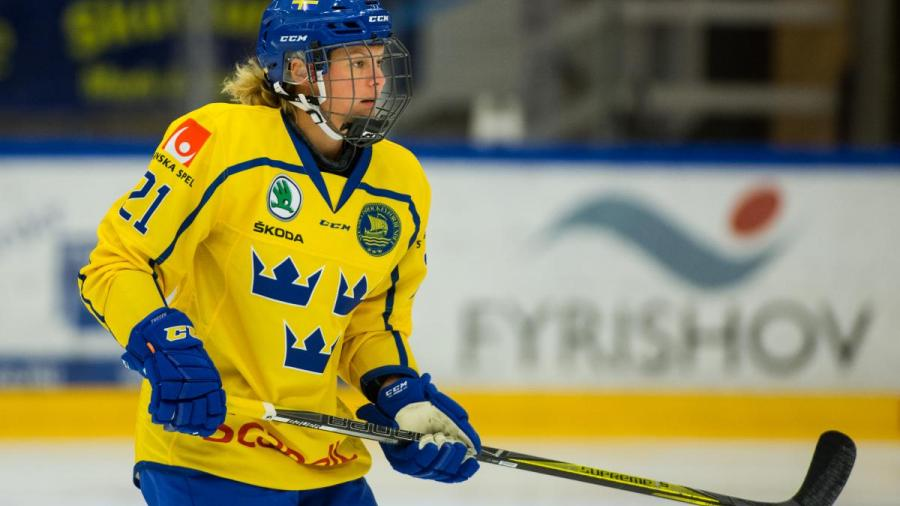 Jag & mitt hockeyliv – Erica Udén Johansson