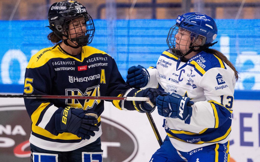 Scandic ny huvudsponsor i Svenska Damhockeyligan