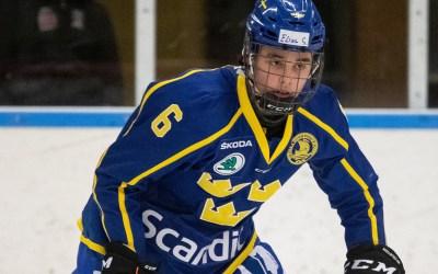Salomonsson tremålsskytt när Team 16 vann