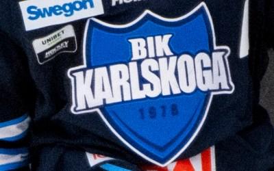 BIK Karlskoga förlänger med Karlsson