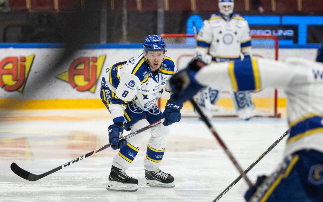 Johansson byter från Leksand till Frölunda