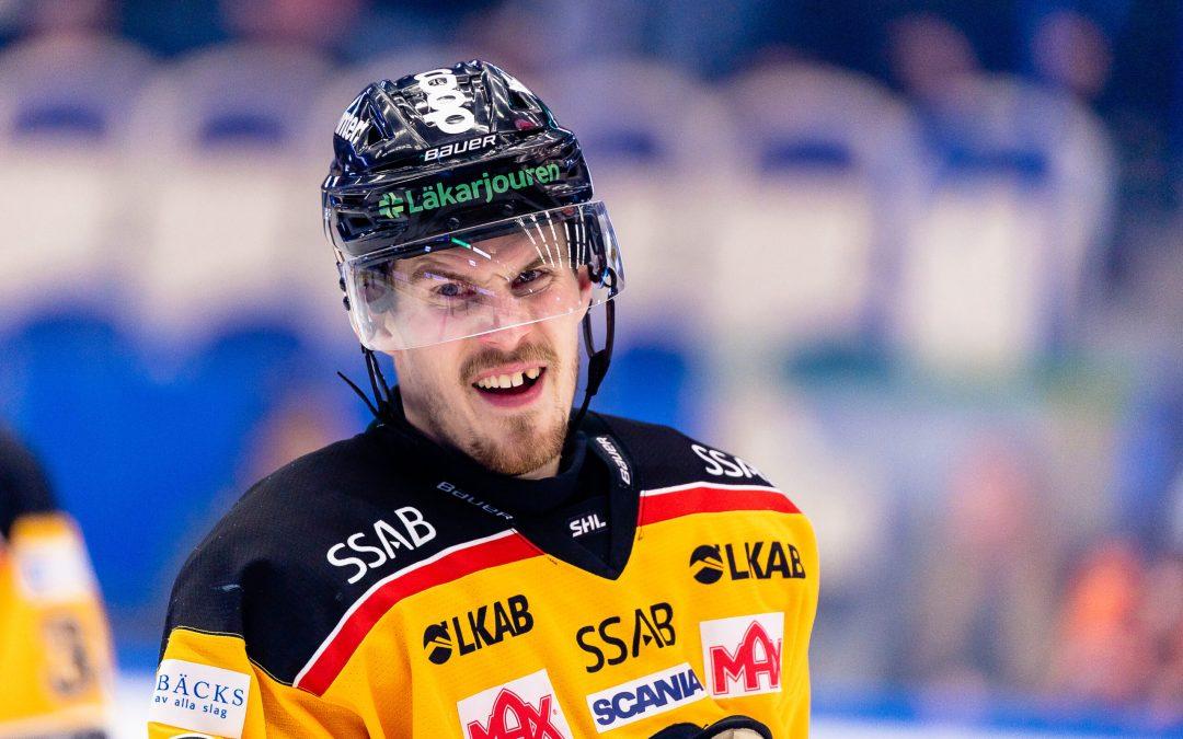 Emil Larsson till Örebro