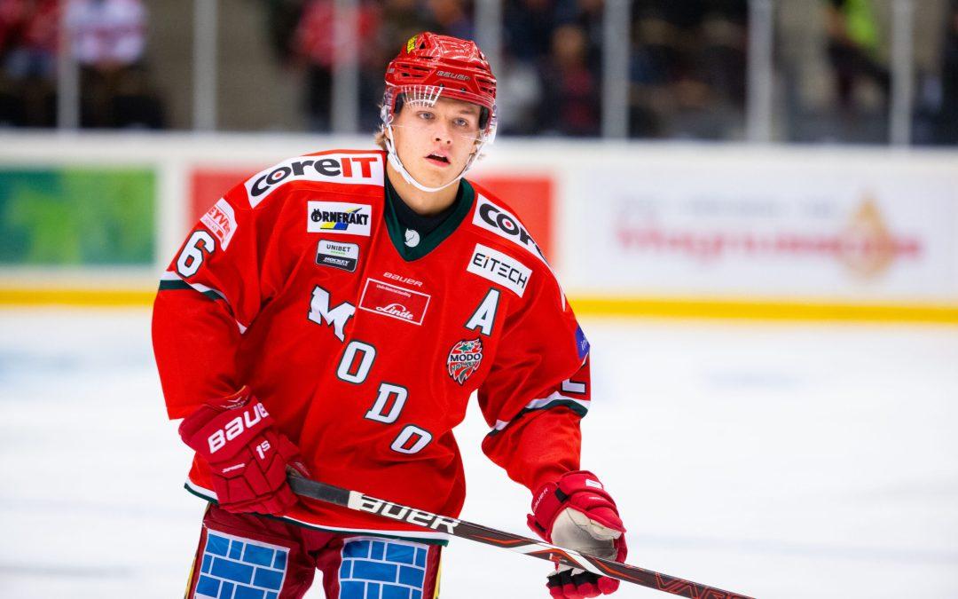 Hedberg och Pettersson ansluter till Brynäs