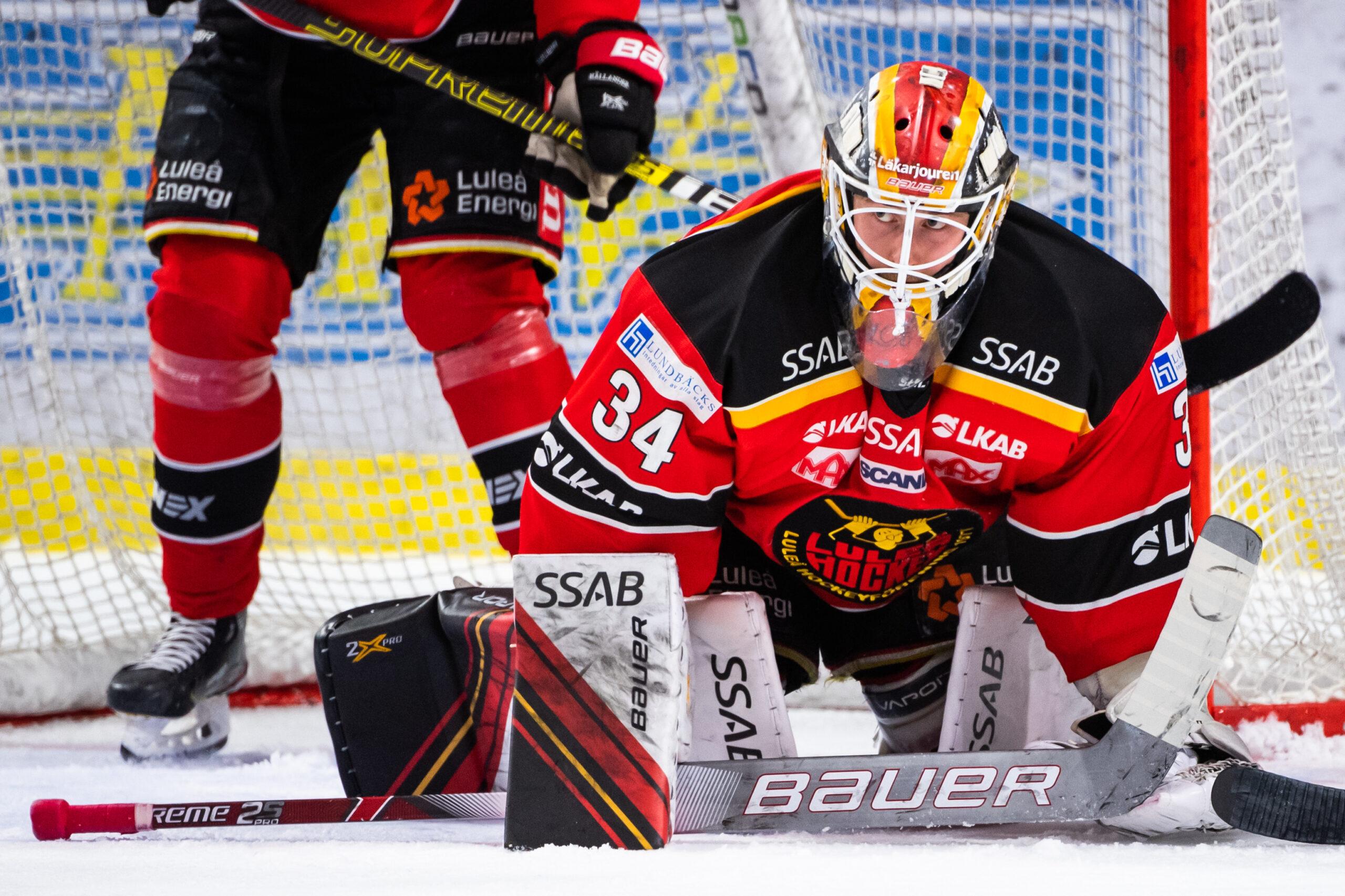 Lassinantti klar för spel i KHL