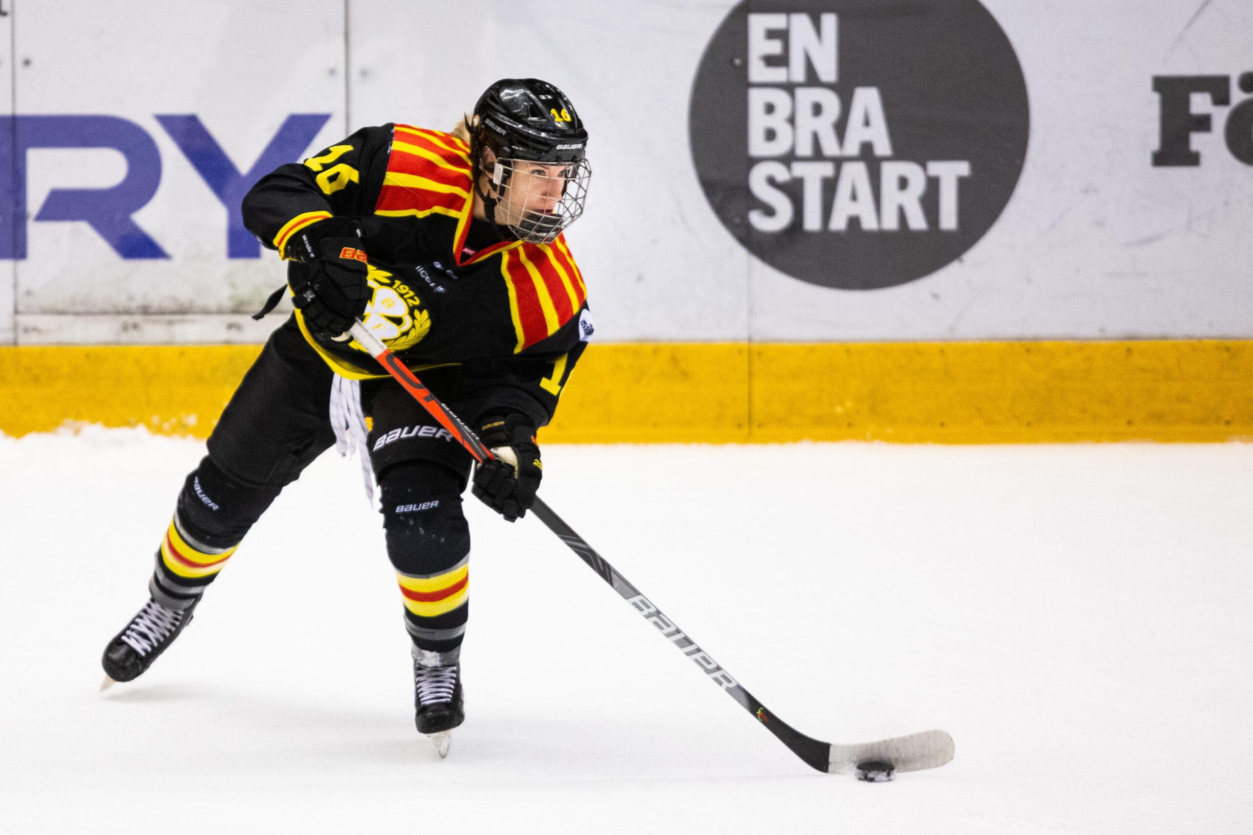 Kateřina Mrázová bäst i SDHL – vinnare av Guldhjälmen 2020/2021