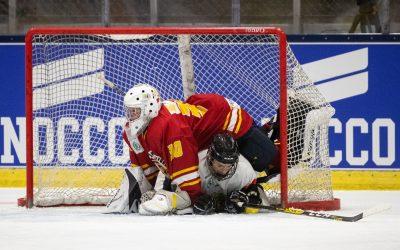 Team 17 spelar fyrnationsturnering i Finland