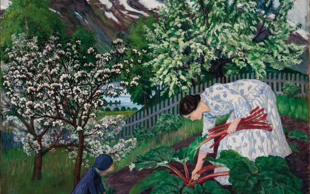 Nikolai Astrup – den neste Munch?