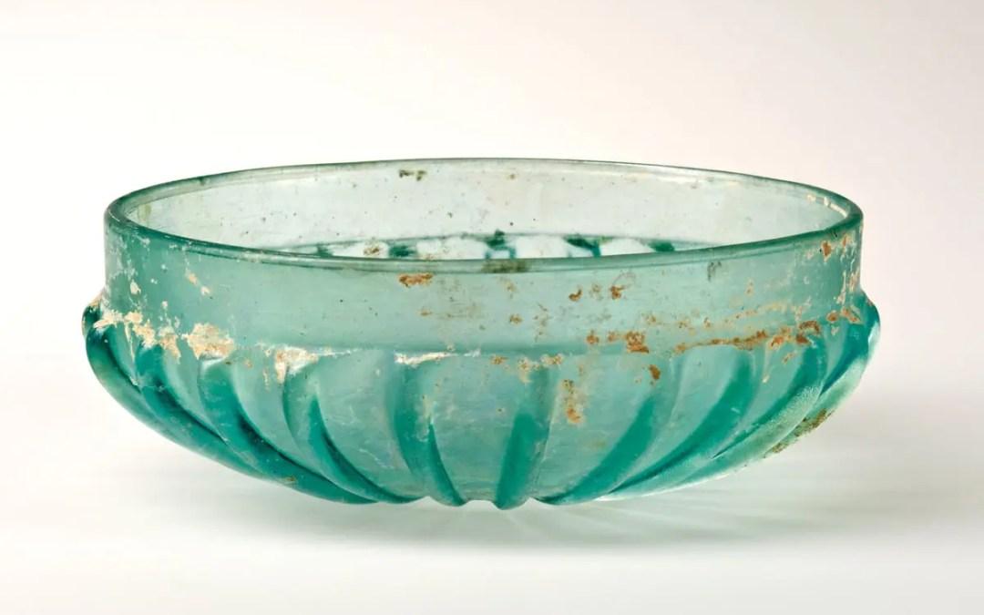 Romersk glass – Sofistikert og anvendelig