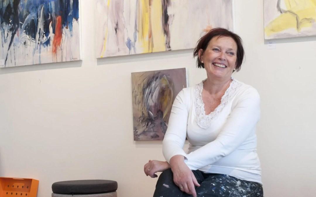 Atelierbesøk: Kari Elisabeth Haug