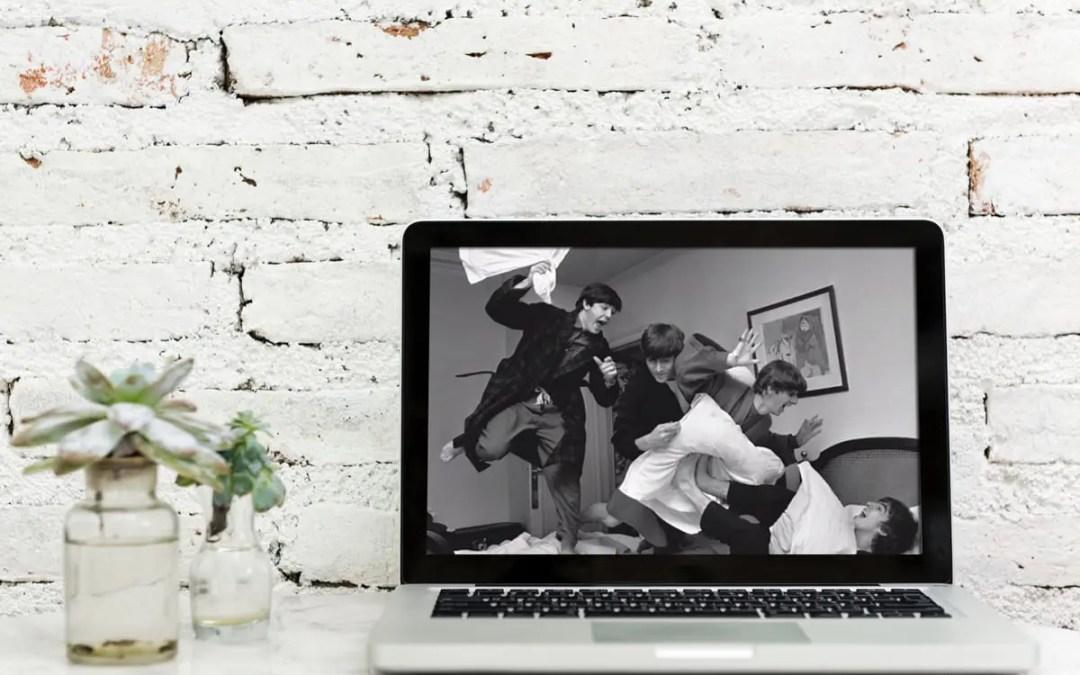 Om etos og etikk i Harry Benson – shoot first