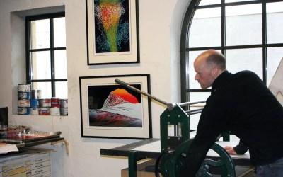 Atelierbesøk: Alexander Stub