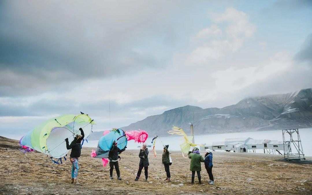 Artica Svalbard – tydelig agenda der isen smelter