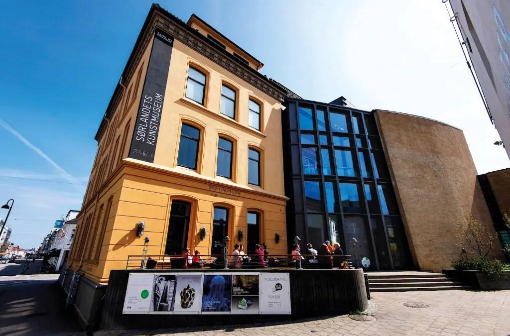 Kunstguide: Kristiansand
