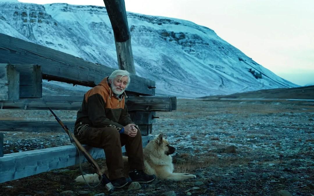 Stemningsjeger på Svalbard