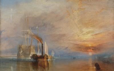 JMW Turner – Den moderne verden