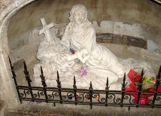 Leven als Maria Magdalena in Frankrijk