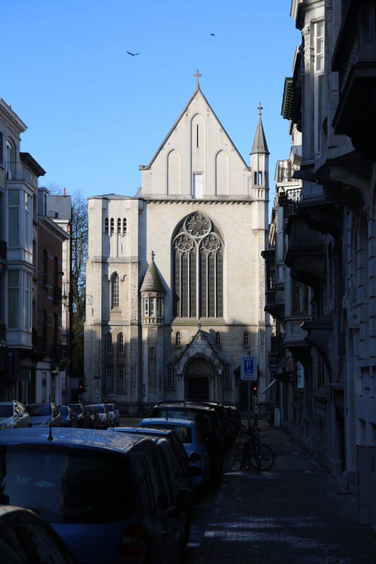 Verrassend in Brussel: Kindje Jezus Kerk en een wereldberoemde 19de eeuwse chirurg