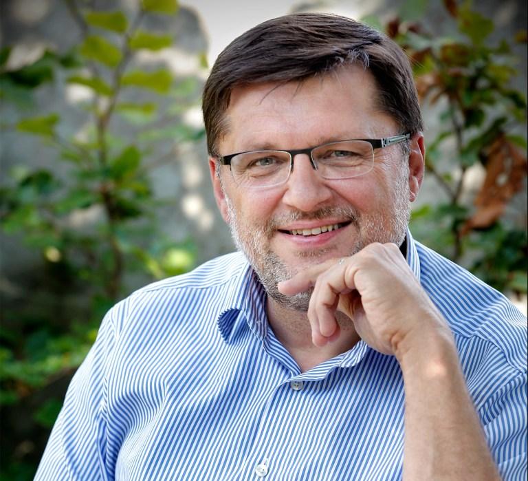 Waarom theoloog Bert Roebben lezen en vertellen zo belangrijk vindt